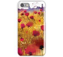 Siena skyline iPhone Case/Skin