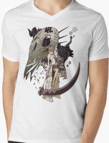 Soul Eater - Maka Albarn Mens V-Neck T-Shirt