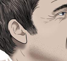 Noel Gallagher Illustrated Portrait Sticker