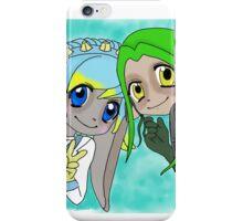 asura sisters iPhone Case/Skin