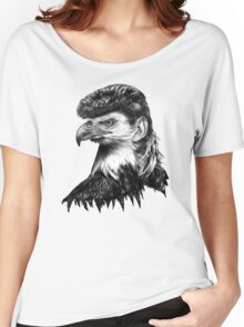 Eagle Mullet  Women's Relaxed Fit T-Shirt