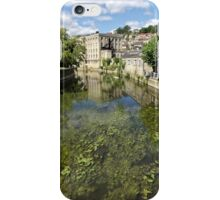 Abbey Mill, Bradford on Avon, Wiltshire, United Kingdom. iPhone Case/Skin