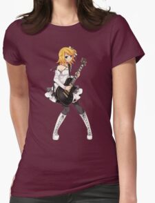 Vocaloid - Rin Kagamine Womens Fitted T-Shirt