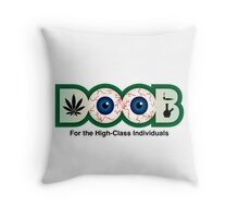 Doob Original Throw Pillow