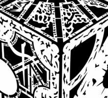 Hellraiser Box Simple - Clive Barker Sticker