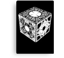 Hellraiser Box Simple - Clive Barker Canvas Print