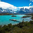 Salto Chico, Patagonia, Chile, Torres del Paine by Matt Emrich