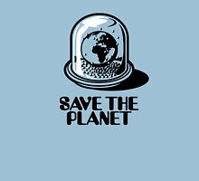 World Snow Globe - Save the Planet Unisex T-Shirt
