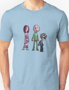 Unlikely Friends... Unisex T-Shirt