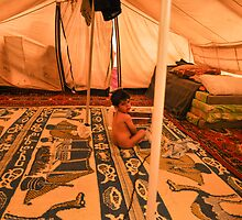 Syrian Refugee Camp, Qustapa, KRG, Iraq 12-03-2014 - 11 by ChuckBrown