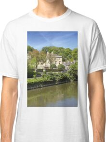 The Town of Bradford on Avon, Wiltshire, United Kingdom. Classic T-Shirt