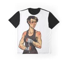 Dragon Age - Cassandra Pentaghast Graphic T-Shirt