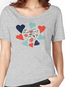 Retro Love Women's Relaxed Fit T-Shirt