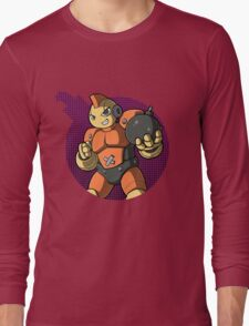 Bombman! Long Sleeve T-Shirt