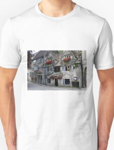 The Bridge Tea Rooms, Bradford on Avon, Wiltshire, UK Unisex T-Shirt