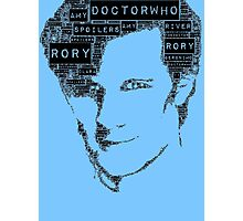 11th doctor Photographic Print