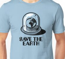 World Snow Globe - Save the Earth Unisex T-Shirt
