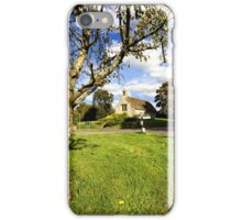 St James Church, Tytherington, Wiltshire, UK iPhone Case/Skin