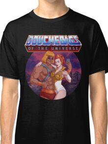 Douchebags of the Universe Classic T-Shirt
