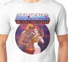 Douchebags of the Universe Unisex T-Shirt