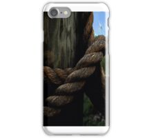 Sailor's Rope iPhone Case/Skin