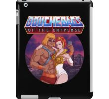 Douchebags of the Universe iPad Case/Skin
