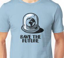 World Snow Globe - Save the Future Unisex T-Shirt