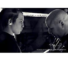 Women's MMA 1 Photographic Print