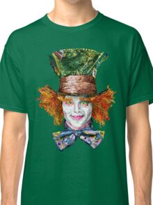 The Mad Hatter (Van Gogh Style) Classic T-Shirt