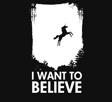 I Want To Believe In Unicorns Unisex T-Shirt