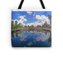Reflecting Pond Tote Bag