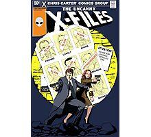The Uncanny X-Files Photographic Print