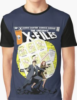 The Uncanny X-Files Graphic T-Shirt