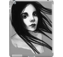 Dark gloss iPad Case/Skin