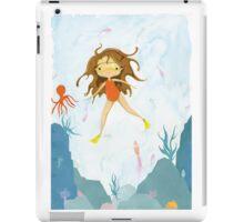 Underwater Exploring iPad Case/Skin