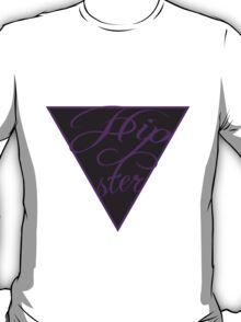 Hipster triangle logo T-Shirt