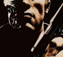 Terminator cover Sticker