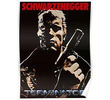 Terminator cover Poster
