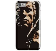 Terminator cover iPhone Case/Skin
