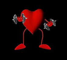 MY HEART PUMPS AND WEIGHTS FOR U-- HEART PUMPIN WEIGHTS THROW PILLOW by ✿✿ Bonita ✿✿ ђєℓℓσ