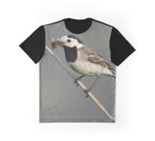 Motacilla alba Graphic T-Shirt
