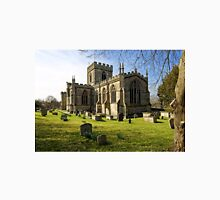 Edington Priory Church, Wiltshire, UK Unisex T-Shirt
