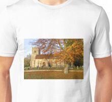 Codford St Mary Church, Wiltshire, United Kingdom. Unisex T-Shirt
