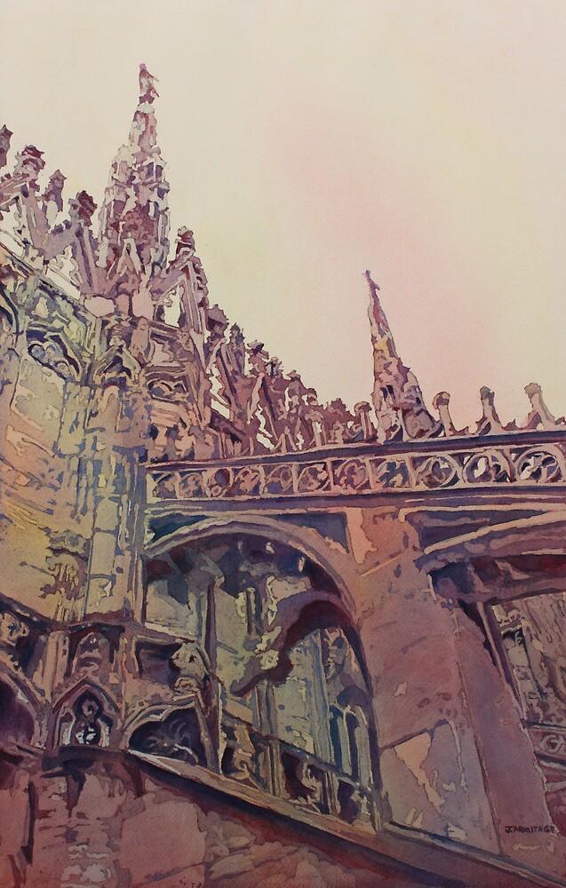 Top of Milan by JennyArmitage