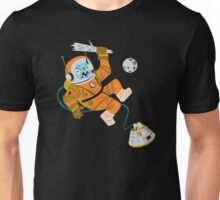 Space Yeti Unisex T-Shirt
