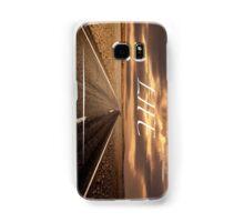 Highway desert Samsung Galaxy Case/Skin