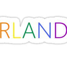 Orlando Sticker