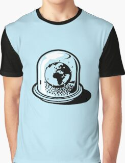 World Snow Globe (only) Graphic T-Shirt