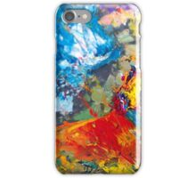 Cleaning the Palette iPhone Case/Skin