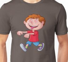 Hypnotized Kid In A trance Unisex T-Shirt